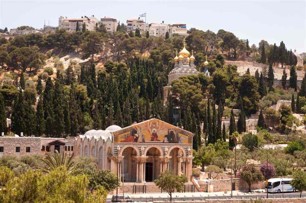resized_Churches on the Mount of Olives